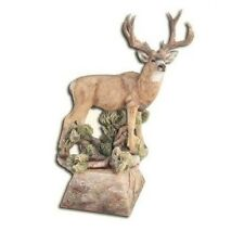 "Mill Creek Studios Deer Sculpture ""Muley"" 