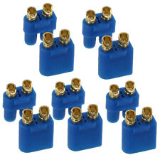 5 Pairs EC3 Pro Connector  gold plated 3.5mm connectors