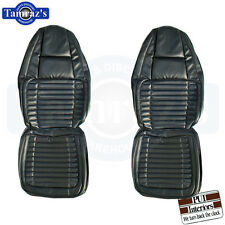1970 Charger 500 RT Vinyl Front & Rear Seat Covers Upholstery PUI New