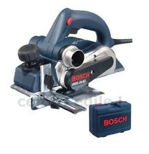 PLANER ELECTRICAL BOSCH LINE BLU AND GREEN WORKING WOOD