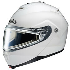 HJC IS-MAX II Solid Snow Helmet with Electric Shield