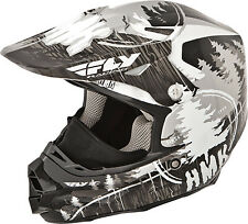 Fly Racing F2 Carbon Pro HMK Stamp Helmet