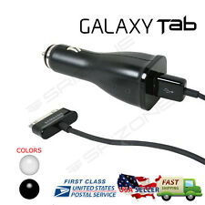 OEM Rapid Vehicle Car Charger For Galaxy Tab 10.1 / 8.9 / 7.7 / 7.0 Plus Tablet