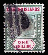 LEEWARD ISLANDS 7  Used (ID # 64981)