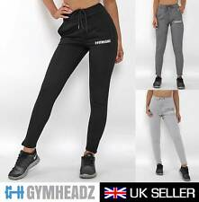 WOMENS FITNESS JOGGERS JOGGING GYM EXERCISE SPORTS PANTS TROUSERS LADIES RUNNING
