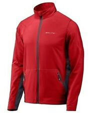 GoLite Easy Soft Shell Men's Post Canyon Jacket, Size M, red - grey