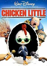 CHICKEN LITTLE DVD ~ FREE SHIPPING