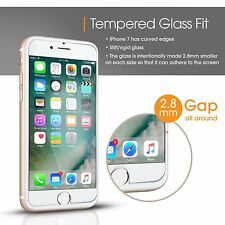 New Premium Real Tempered Glass Screen Protector For APPLE iPhone 7 & 7 Plus