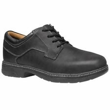 Timberland PRO Shoes Mens Branston Alloy Safety Toe Oxford Black Work Shoe 91693