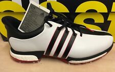 NEW TOUR ISSUE Adidas Tour 360 Boost Leather Golf Shoes - Choose Size 11.5 to 13