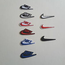 """Nike Embroidery 2.25"""" Logo Iron-on Patch Applique"""