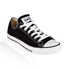 Converse All Star Chuck Taylor Low Casual Unisex Shoes - Black