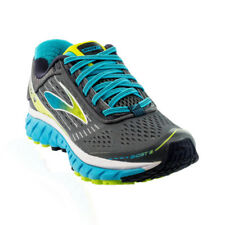 Brooks - Ghost 9 - Silver/Blue Atoll/Lime