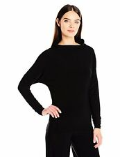 AK Anne Klein Womens Collection 10630686 Long Sleeve Wide Mock