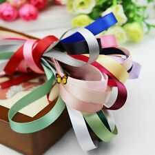 "Sewing 3/8"" Bows Bow Party 5/8'' Yards Wedding Satin Handicraft Ribbon"