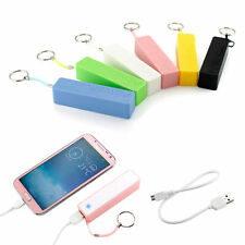 2600mAh External Portable Power Bank Backup Battery USB Charger For Mobile Phone