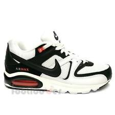 Shoes Nike Air Max Command 629993 103 running moda Man White Black Max Orange Sn