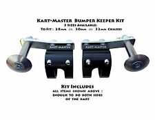 Racing Kart Bumper Keeper Saver Kit   Intrepid FA Kosmic OTK KG Tag Briggs Rotax