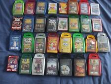REFC:TOP TRUMPS:BUY INDIVIDUALLY,31 TITLES TO CHOOSE FROM DROP DOWN MENU