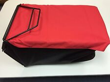 PREMIUM - RED REPLACEMENT GRASS BAG FOR HONDA PRO HRD536 CK1-K1K2K3K4(NOT FRAME)