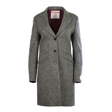 Harris Tweed Women's Eilean Fashion Long Coat