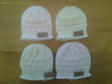 Baby Hats Newborn & 0-3 Months Hand Knitted-Soft Sirdar Snuggly Yarn From £2.75