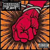 Metallica : St. Anger [CD + DVD] (2003)
