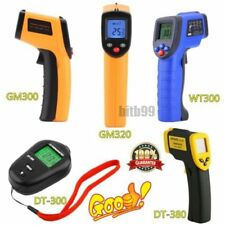 8 Type Non-Contact LCD IR Laser Infrared Digital Temperature Thermometer Gun OU