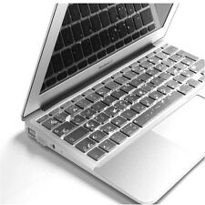 "Ultra Clear TPU Keyboard Cover Skin Protector for Macbook Air 11"" Pro 13 15"" New"