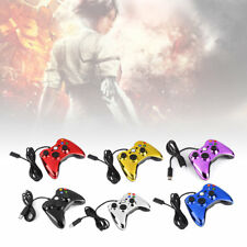 USB Wired Joypad Gamepad Controller For Microsoft for Xbox 360 for Windows 7 SU