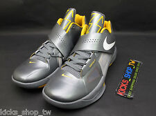 DS 2012 NIKE ZOOM KD 4 IV QAM LOOK SEE SAMPLE COOL GREY KEVIN DURANT 35 THUNDER