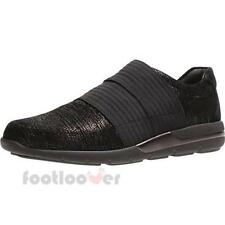 Shoes Igi&Co Classic Sneaker 67692 00 Woman Suede Fabric Snakeskin Black Made in