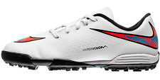 NEW NIKE Hypervenom Phade TF Football Trainers Soccer Shoes White 599813 148