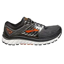 Brooks Glycerin14 MEN'S RUNNING SHOES, GREY/RED - Size US 10, 10.5, 11 Or 11.5