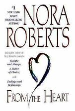 From the Heart by Nora Roberts (2000, Paperback, Reprint)