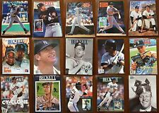 You Choose Beckett Baseball Card Monthly Magazine Over 60 Available 1990-1999