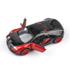1:32 Scale Bugatti Veyron coches jugetes Diecast Car Model Pull Back Cars Collec