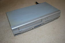 Sylvania SRD4900 Video Cassette Recorder VHS VCR/DVD Player No Remote Works