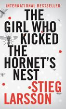The Millennium Trilogy: The Girl Who Kicked the Hornet's Nest Bk. 3 by Stieg...