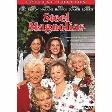 Steel Magnolias (DVD, 2000, Closed Captioned; Multiple Languages)