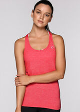NEW Womens Lorna Jane Activewear   Dixie Excel Mesh Tank