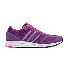 adidas MANA BOUNCE WOMEN'S RUNNING SHOES, PURPLE - Size US 6, 6.5, 7 Or 7.5