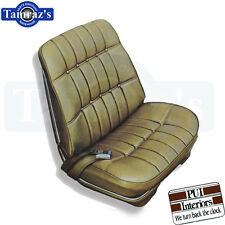 1968 Caprice Front & Rear Seat Upholstery Covers PUI New