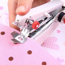 Useful Portable Cordless Mini Hand-Held Automatic Clothes Sewing Machine Travel