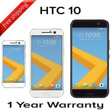 Original HTC 10 4G LTE Factory UNLOCKED CarbonGray /GOLD/Silver (32GB) 1 YRS WTY