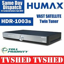 Humax HDR-1003S VAST Satellite Receiver Decoder FREE PRIORITY DELIVERY
