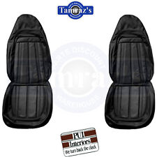 1970 Barracuda Gran Coupe Front & Rear Seat Upholstery Covers PUI New