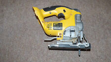 Dewalt DC330 XRP 18v Heavy Duty New Unused Jig Saw With Sole Plate Bare Tool