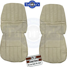 1970 Camaro Deluxe Front Seat Upholstery Covers - PUI