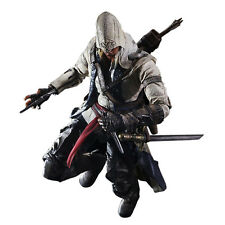 Assassin's Creed Action Figure Playarts Kai Connor Kenway Collection Model Gift